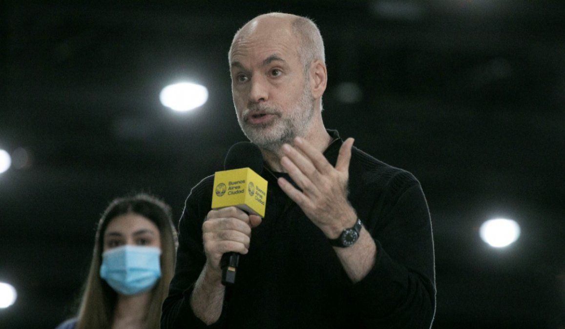 Rodríguez Larreta: una amplia mayoría nos dio una voz de apoyo en todo el país