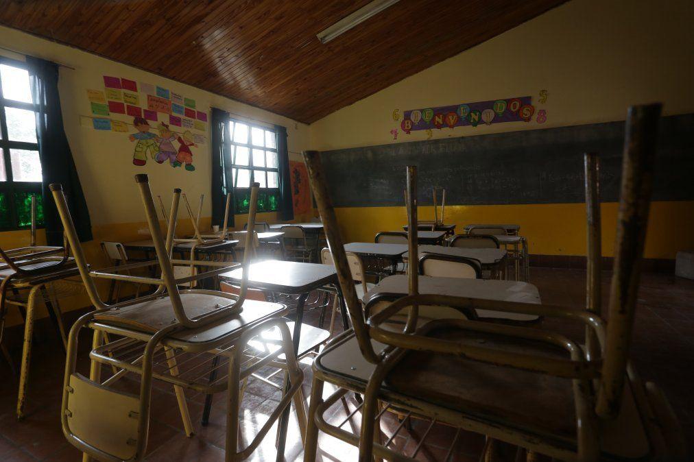 Dispar acatamiento al paro docente en Jujuy