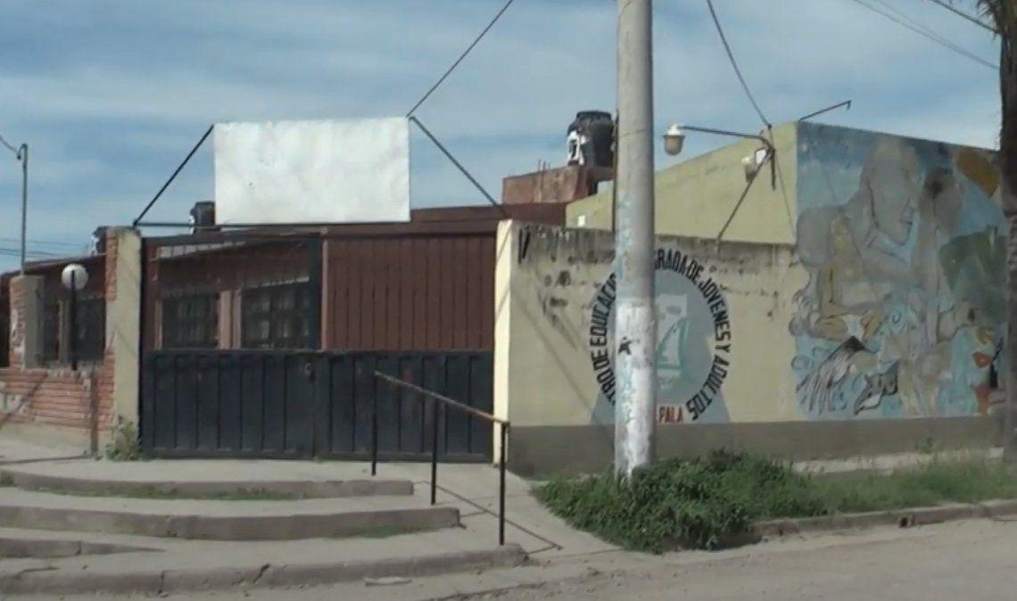 Inseguridad en barrio San José: Se robaron hasta los ladrillos de una escuela