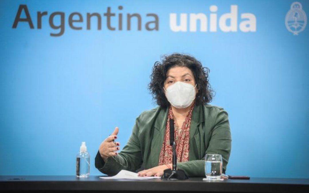 Con una nutrida agenda, Vizzotti llega a Salta
