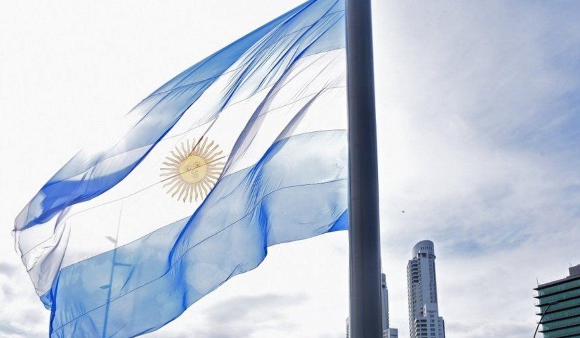 Empiezan los festejos en redes sociales por el Bicentenario del Día de la Bandera
