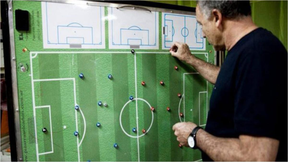 13 de noviembre: Día Nacional del Director Técnico de Fútbol