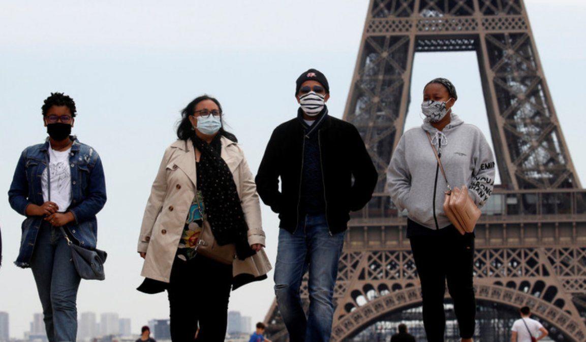 Francia superó los 100.000 muertos por coronavirus