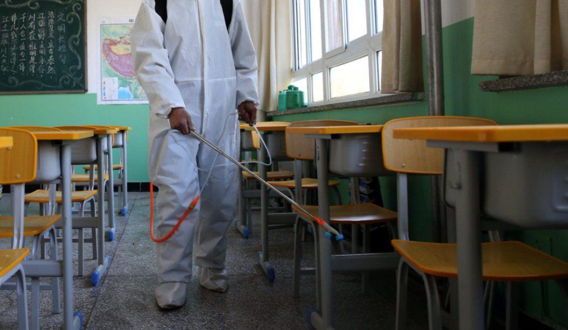 La OMS y Unicef advirtieron sobre el daño que genera mantener las escuelas cerradas