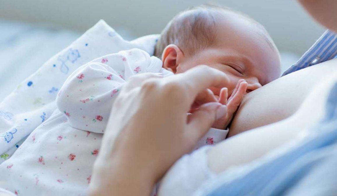 Lactancia materna: Es fundamental que se realice hasta los seis meses