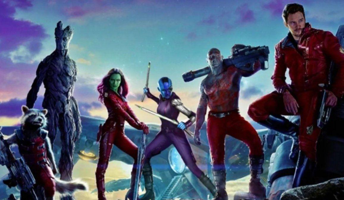 Guardianes de la Galaxia Vol. 3: estrellas del elenco lloraron al leer el guión