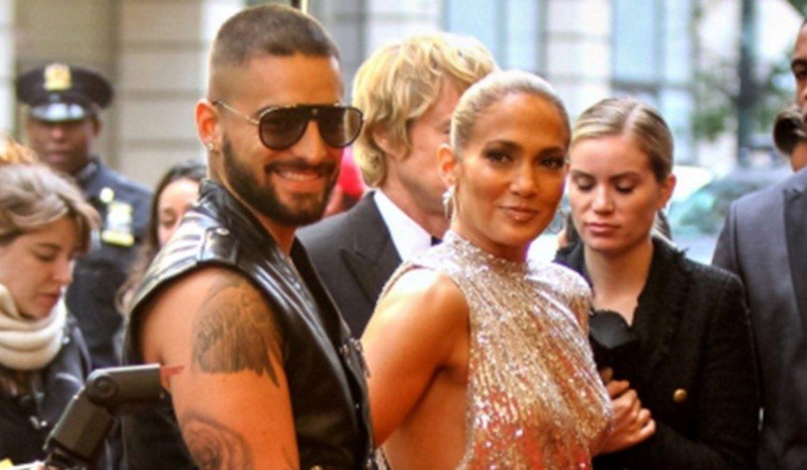 Adelanto de Marry Me: Maluma debutará en cine junto a Jennifer Lopez
