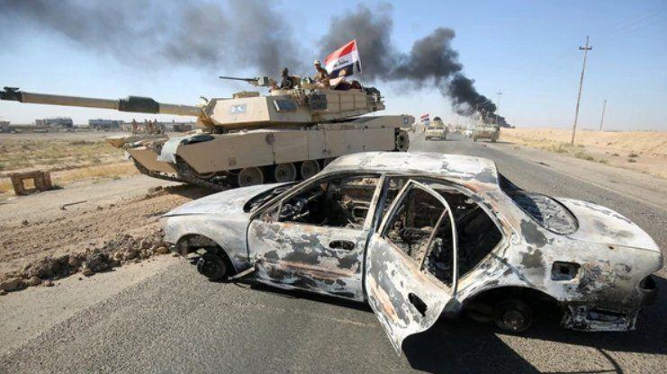 Amenazas para expulsar al ISIS del este de Irak