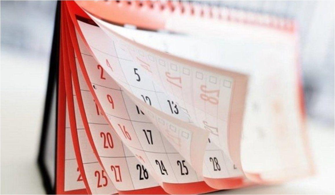 Se oficializaron los feriados con fines turísticos del 2021