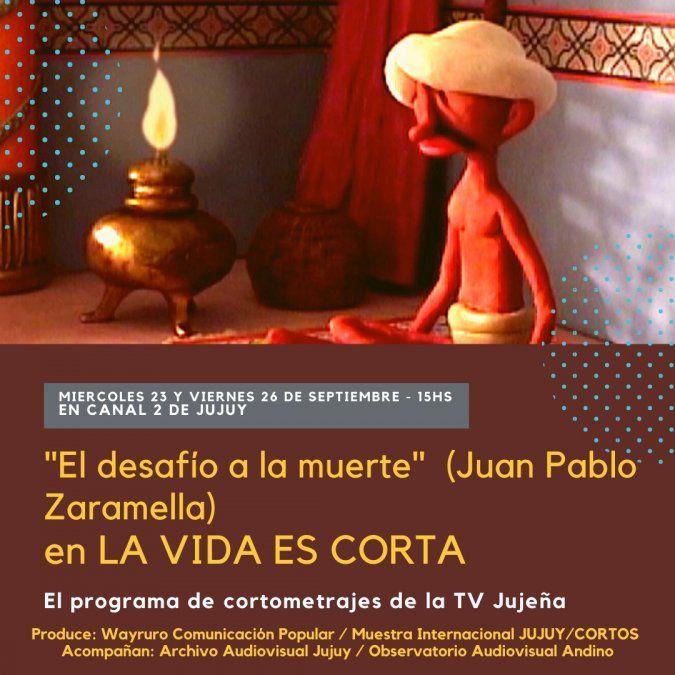 ONIÓN de Juan Pablo Zaramella en La vida es corta