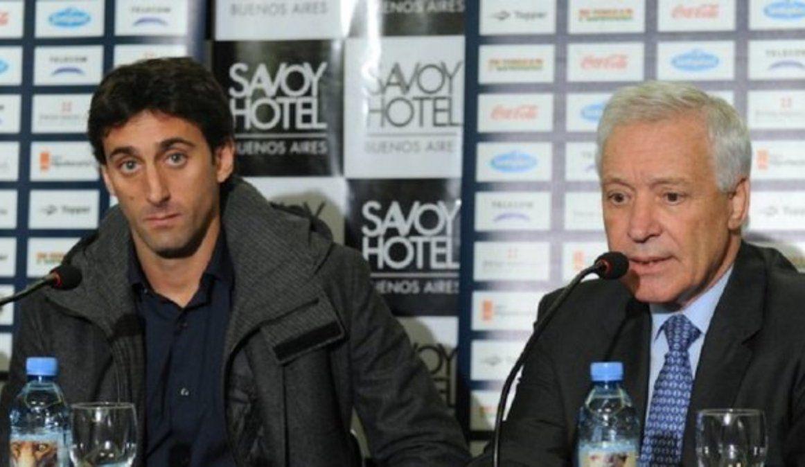 El comunicado de Racing por la ida de Diego Milito