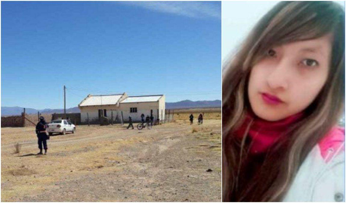 Abra Pampa: Cesia Nicole Reinaga fue asesinada