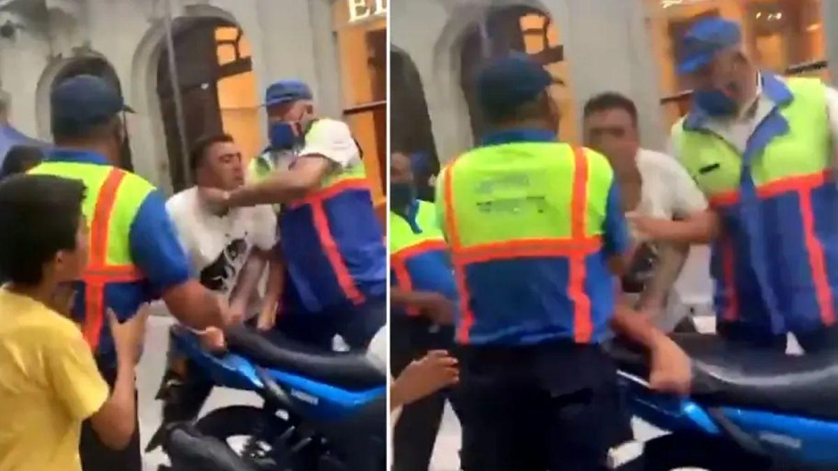 Tucumán: se negó a entregar su moto y fue golpeado por agentes de tránsito