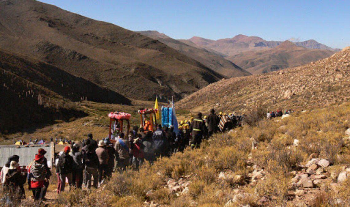 Suspendieron la peregrinación a la Virgen de Punta Corral
