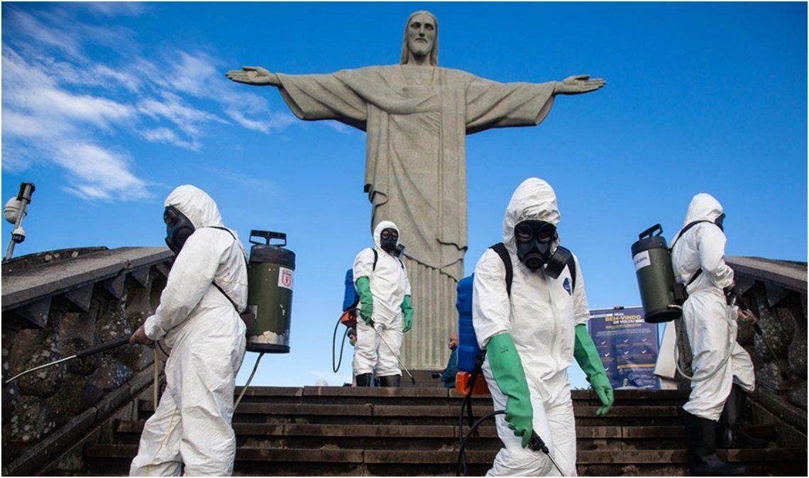 Latinoamérica no logra controlar la propagación y sigue siendo el epicentro de la pandemia