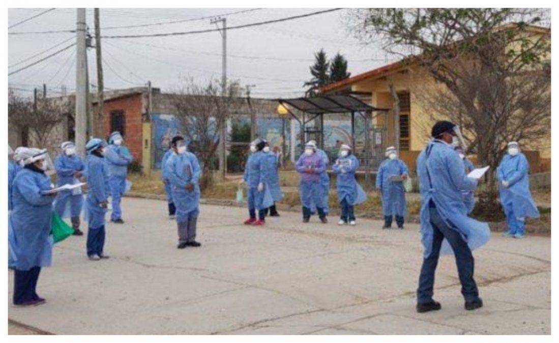 Este domingo se registraron 52 nuevos casos en Jujuy