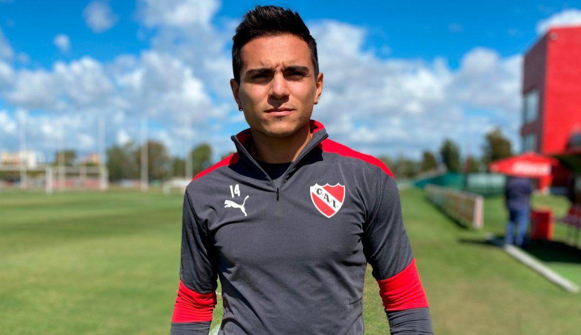 Lucas González: Disfruté cada minuto con la Selección, fue un sueño cumplido