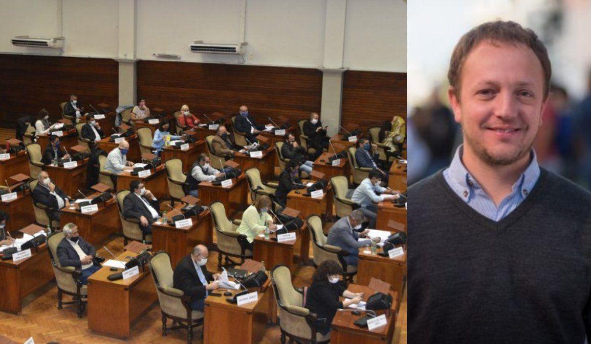 Legislatura: Remy no puede asumir su banca y lo atribuye a una decisión política