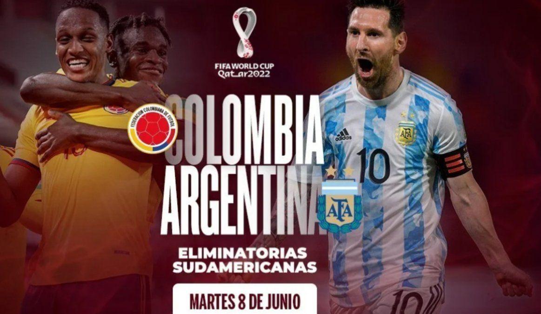 Juega la Selección: Todo lo que tenés que saber del cruce ante Colombia