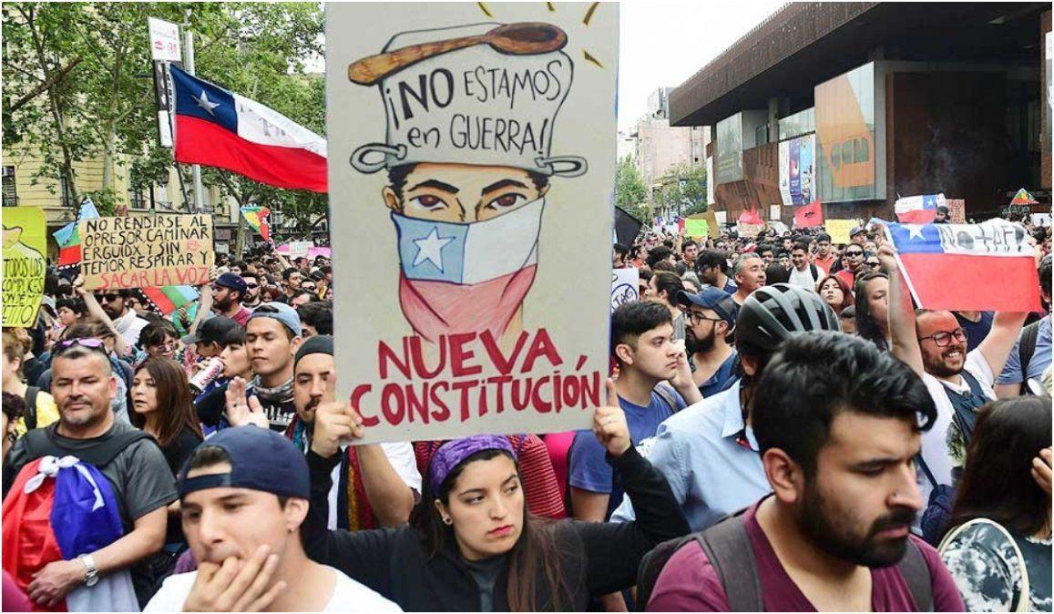 Superlunes: Chile se prepara para una nueva jornada de protestas