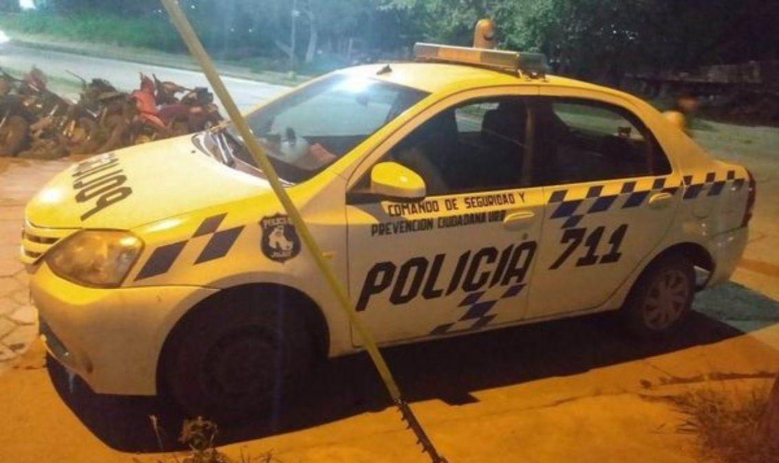 Alto Comedero: Borrachos insultaron y agredieron a policías