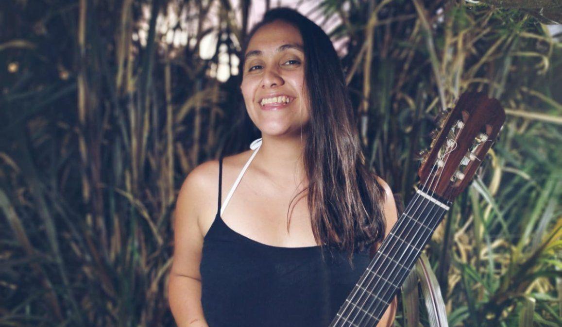 Cupo en festivales: La jujeña Eugenia Mur participará del Foro Federal del INAMU
