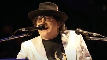 El sublime concierto que dio Charly García en el festejo de sus 70 años