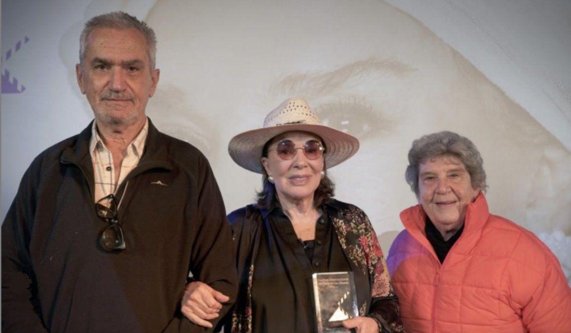Graciela Borges: Volveré siempre a Jujuy porque soy madrina del Festival