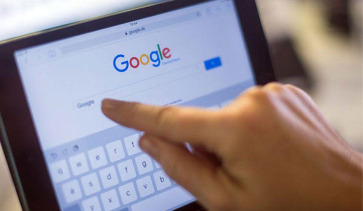 Mirá que fue lo más buscado en Google por los argentinos durante 2020