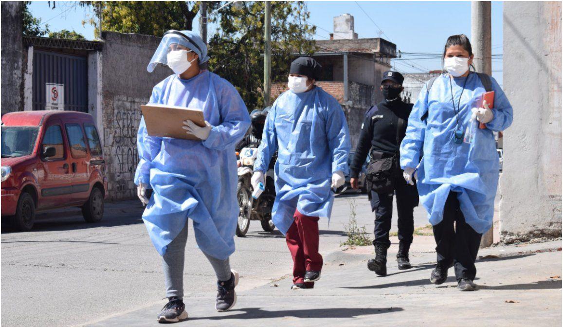 Jujuy suma otros 59 casos de coronavirus y 10 muertes