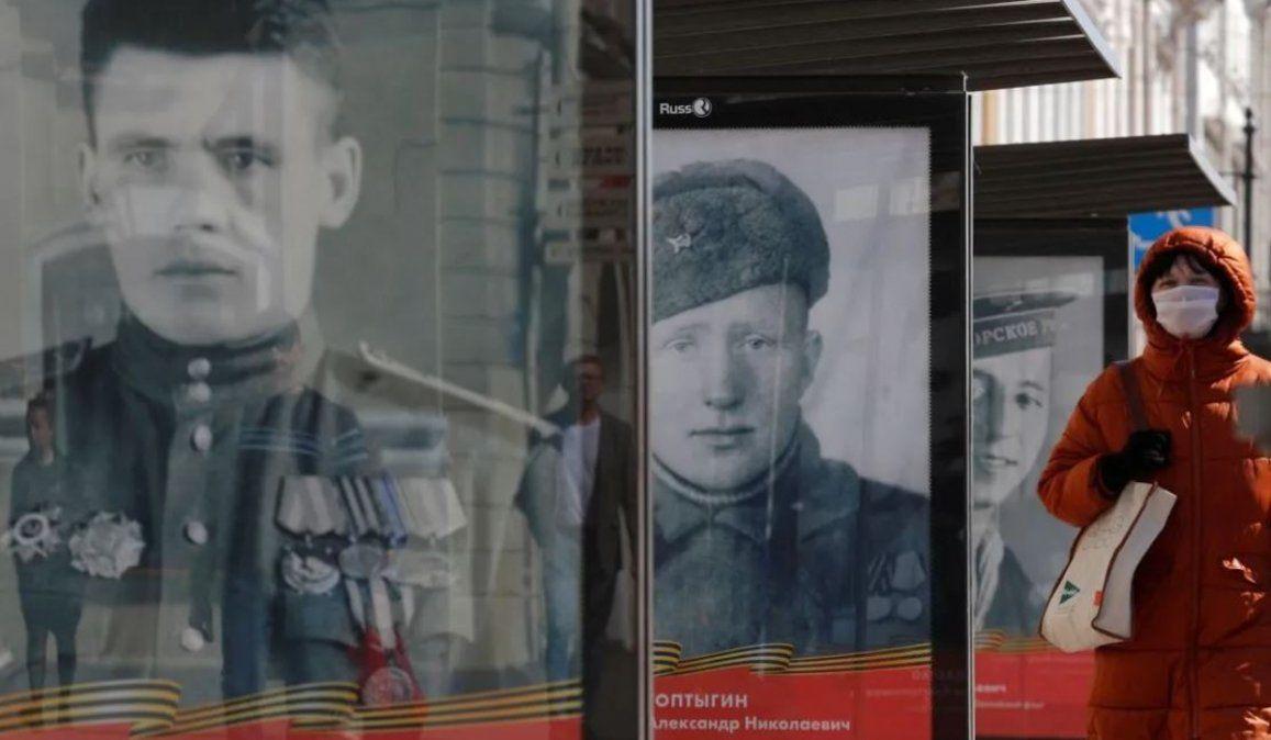 Putin decreta diez días no laborables en mayo para frenar el avance de la pandemia