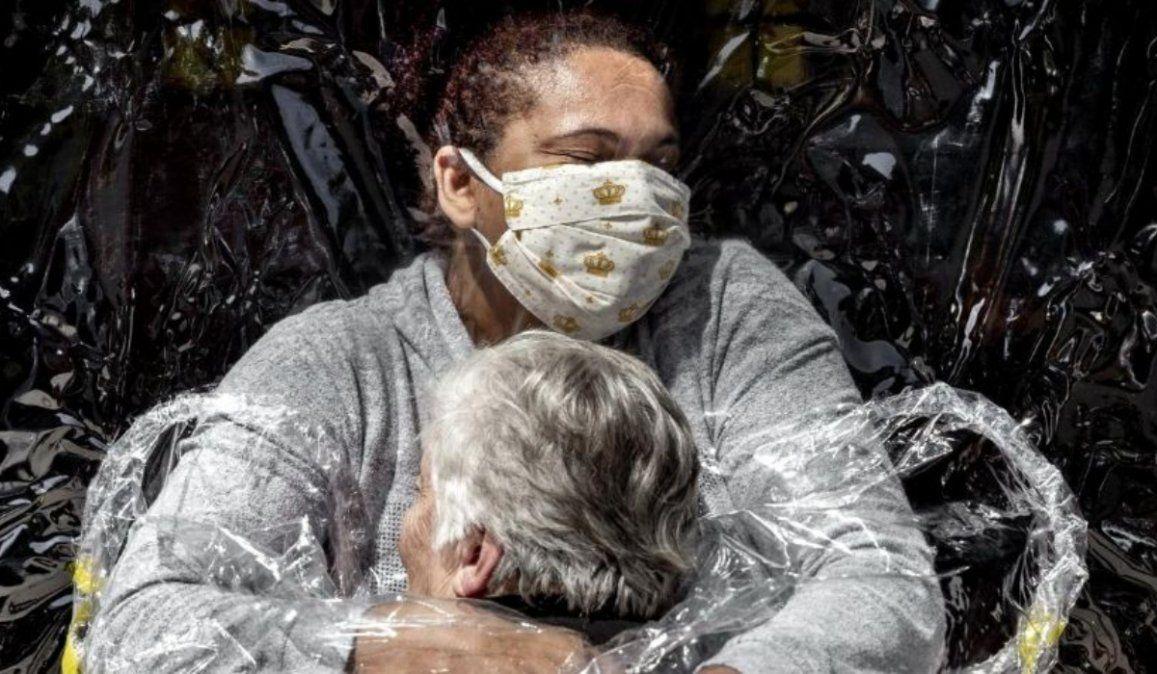 Premio: El World Press Photo del Año para una imagen de la pandemia