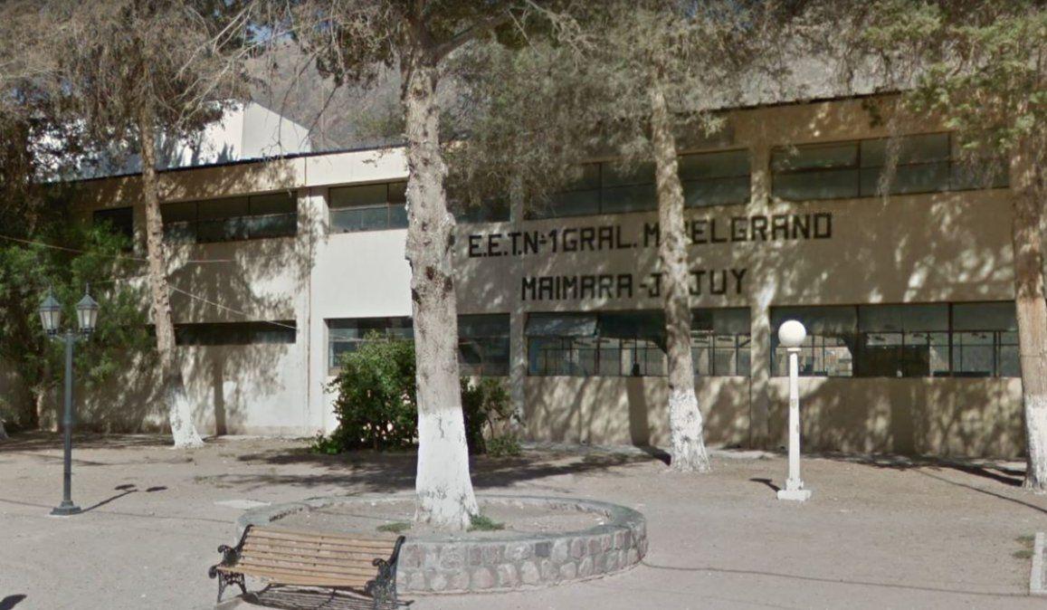 La Técnica de Maimará suspendió las clases por un caso de coronavirus
