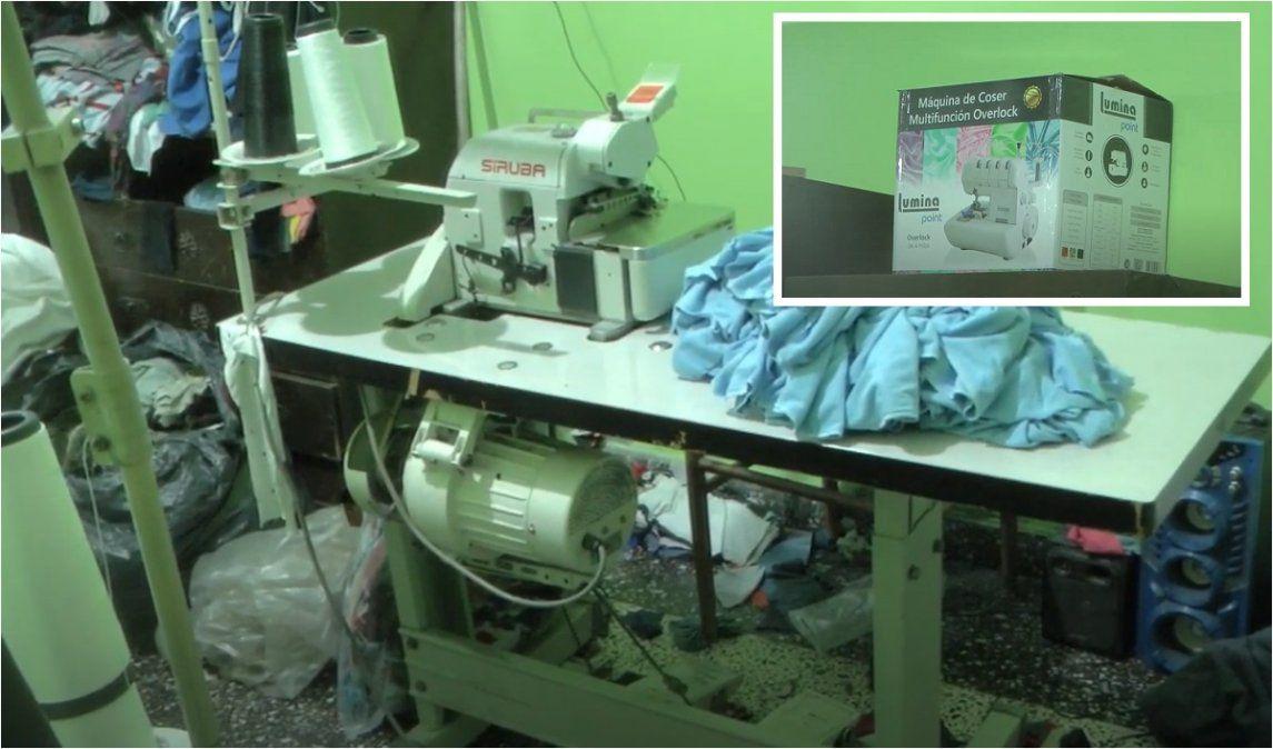 Malestar en otro emprendedor: le prometieron una máquina industrial y recibió una familiar