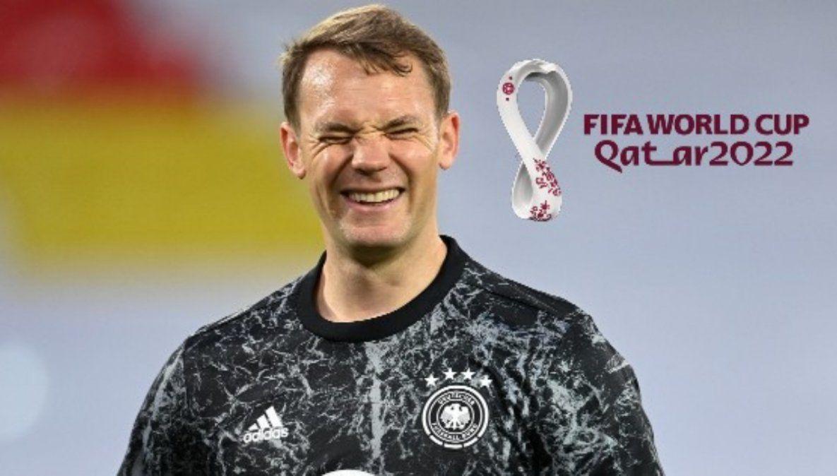 Alemania, primer clasificado a Qatar 2022