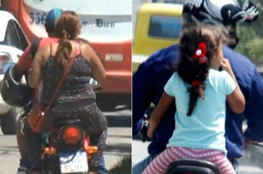 27.300 actas por infracciones, la mayoría por no usar casco