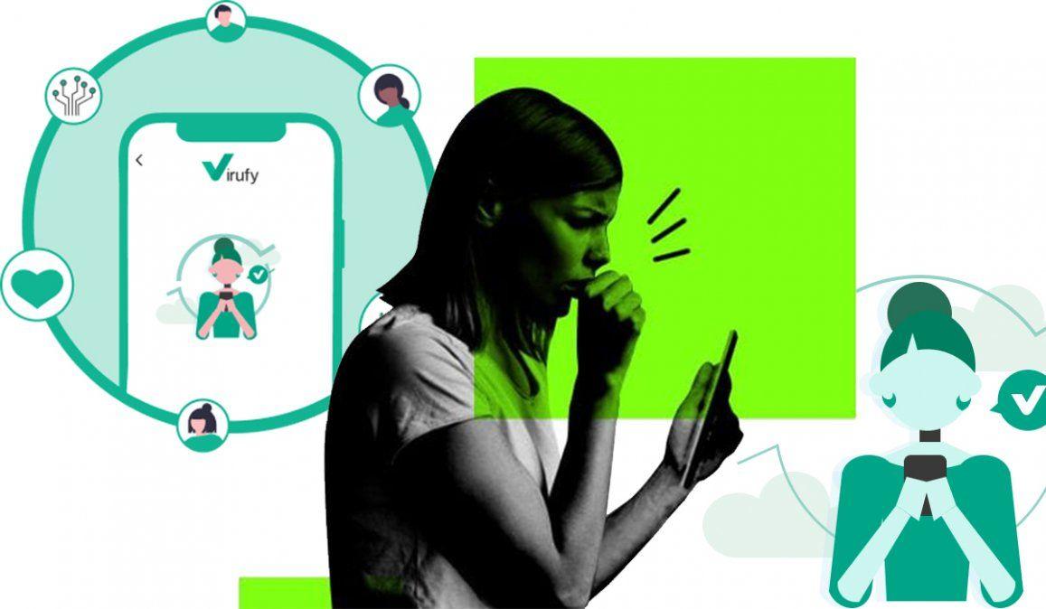 Virufy, la app que detecta el coronavirus a través de la tos