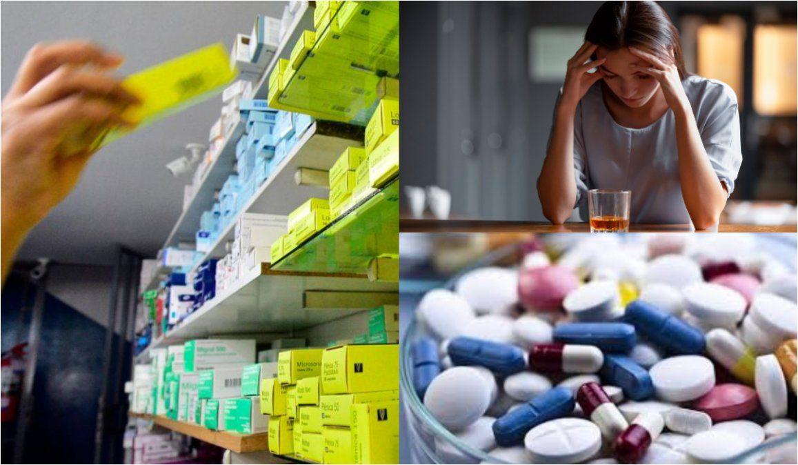 Efecto cuarentena: creció el consumo de psicofármacos