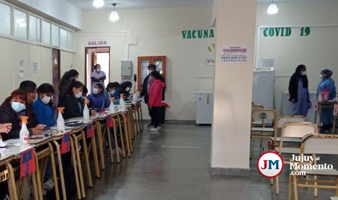 Comenzó la vacunación a adolescentes con factores de riesgo en Jujuy