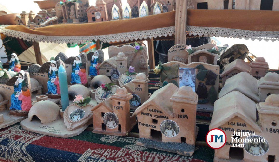 La fe en miniatura: Tumbaya recreó la República de Santa Anita