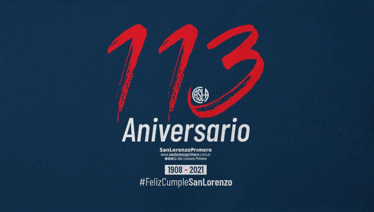 El ciclón celebra su cumpleaños 113