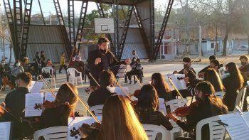 Este viernes la Orquesta Juvenil se presenta con doble función