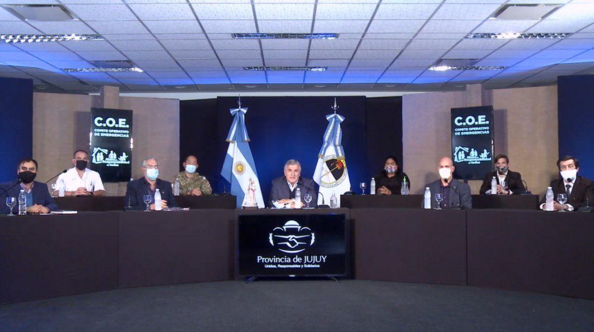 Coronavirus en Jujuy: 10 preguntas para el COE