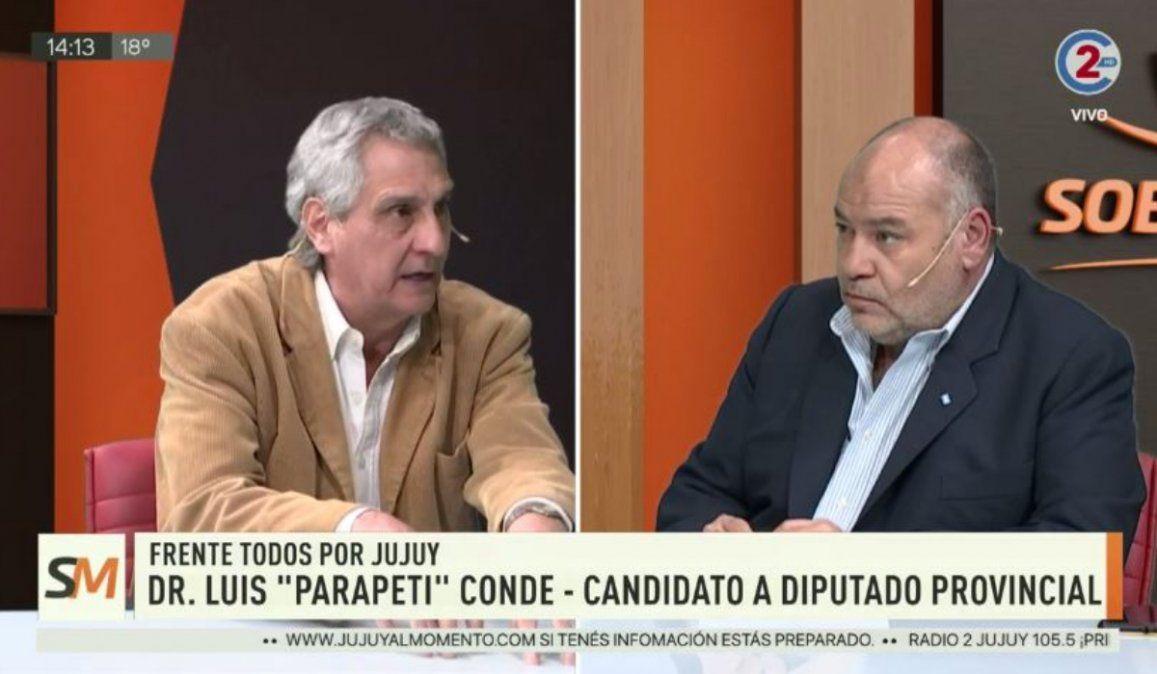 Sobremesa: Luis Parapeti Conde