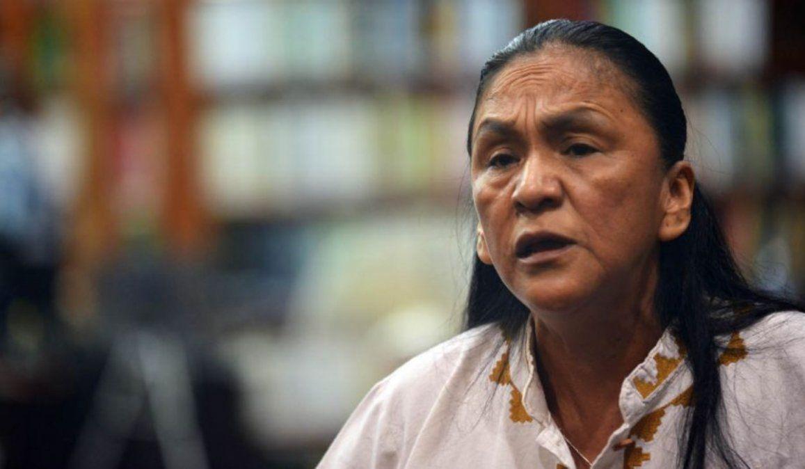 Condenaron a Milagro Sala a tres años y seis meses de prisión