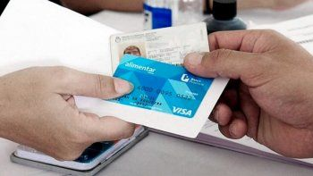 Analizan ampliar la tarjeta AlimentAR a personas con discapacidad menores de 18 años