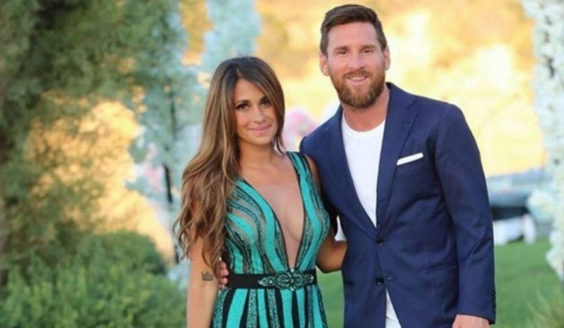 Un palacio para Messi: así es la lujosa propiedad que visitó Antonela Roccuzzo