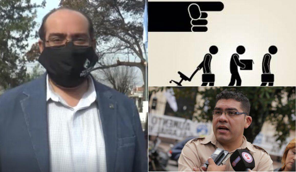 Polémica justificación de Rivarola ante las denuncias del SEOM los empleados cesanteados son vagos