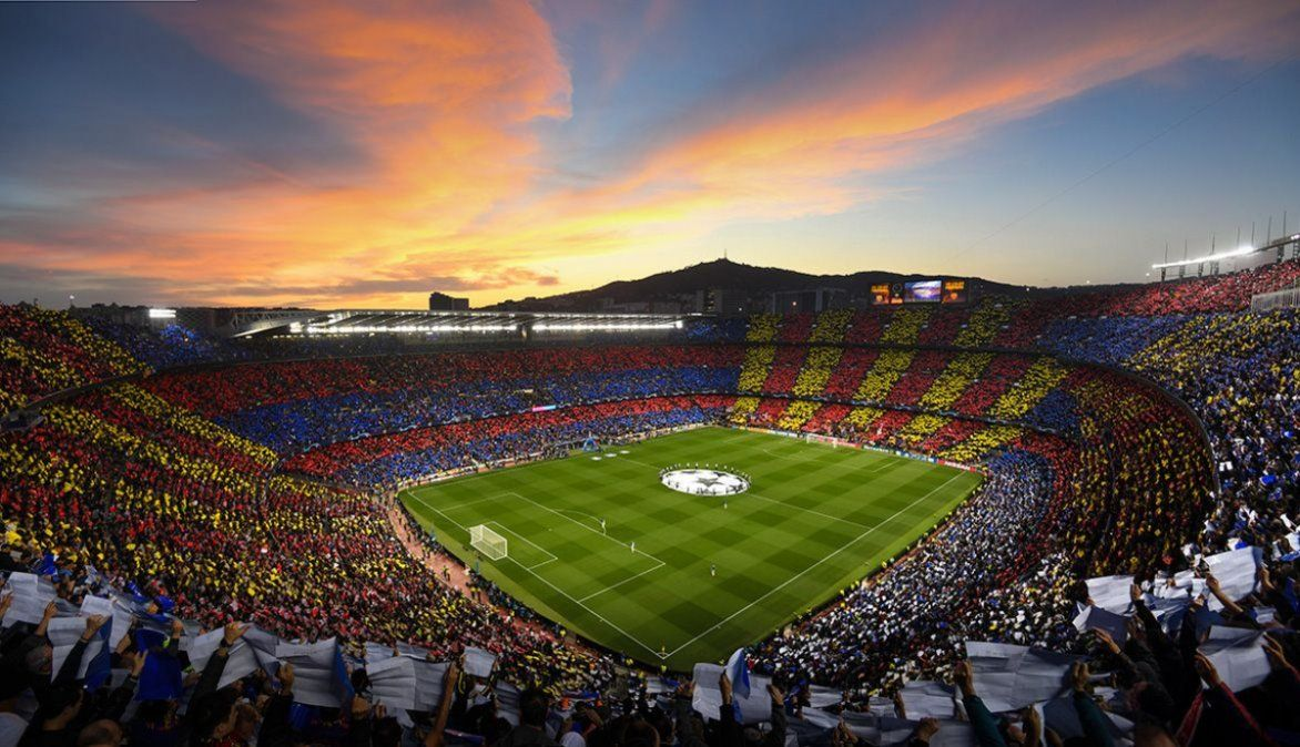 El Camp Nou, elegido como el mejor estadio del mundo