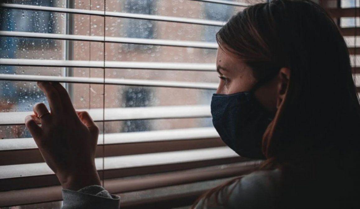 Uno de cada tres jóvenes sufre de ansiedad debido a la pandemia